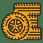 Reifenverkauf